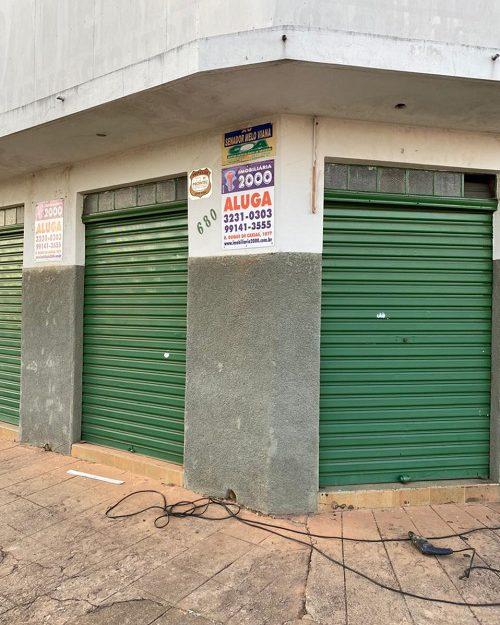 08 – Cômodo comercial cidade de Araguari/MG